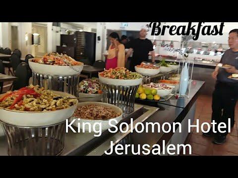 King Solomon Hotel In Jerusalem