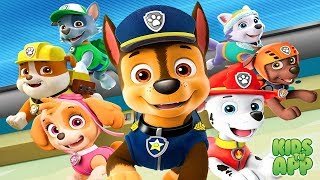 Download lagu PAW Patrol On A Roll Full Episode 1 Best Fun Games for Kids MP3
