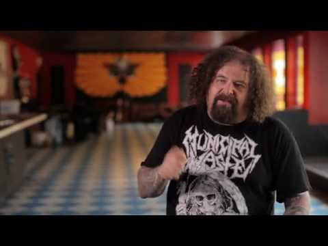 Shane Embury of Napalm Death on the blast...
