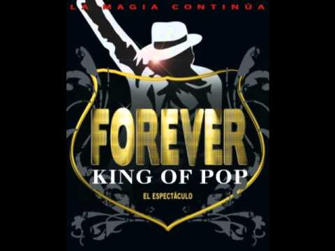 Forever king of pop billie jean michael jackson youtube for Espectaculo forever michael jackson