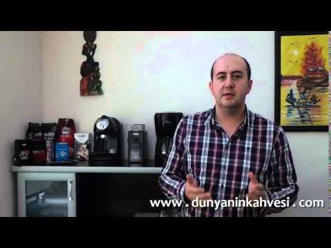 Çekirdek Kahve Öğütme ve Bilgiler / Delonghi KG79 Makinesi
