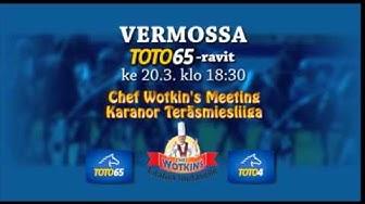Vermossa 20.3.2013 Chef Wotkin's Meeting ja Karanor Tersämiesliiga