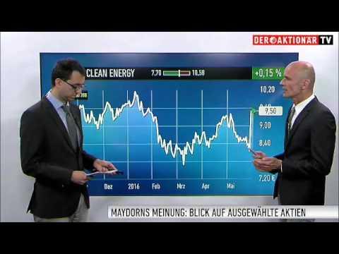 Maydorns Meinung: Volkswagen, Bayer, Nordex, Chorus Clean Energy, JinkoSolar, BYD, Orocobre