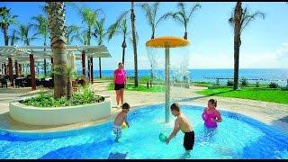Отели Кипра Alexander The Great Beach Hotel 4 Пафос Обзор