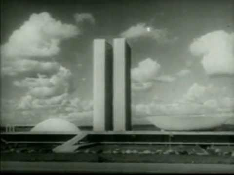 CARNIVAL OF CRIME (USA/Brazil; 1962) Clips - Jean-Pierre Aumont, Tônia Carrero, & BRASILIA!