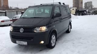 Авто в продаже 2015 Volkswagen Transporter 2.0TD 180hp 4moution 6MT