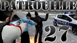 GTA IV Mods French : PATROUILLE 27 | LCPD:FR 1.0a