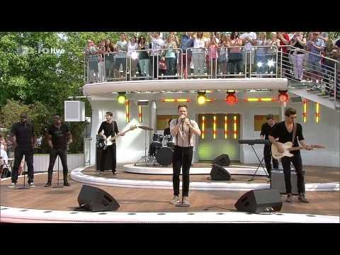 Olly Murs Dear Darlin LIVE im ZDF Fernsehgarten