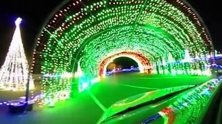Take a virtual drive through 1.5 million Christmas lights (360 video)