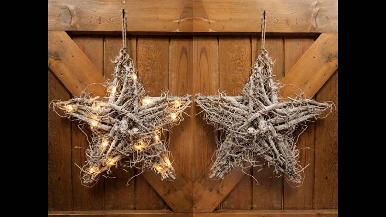 20 ideas para decorar en navidad y tu hogar youtube - Ideas para decoracion rustica ...
