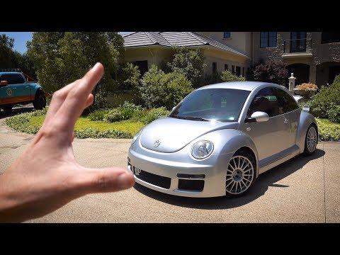 El Beetle Mas Caro del Mundo! El Beetle RSI! | Salomondrin
