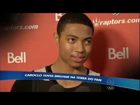 Conheça o Bruno Caboclo, a nova promessa do basquete brasileiro na NBA
