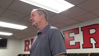 Rutgers Scarlet Knights Basketball - Steve Pikiell previews the incoming class