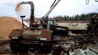 Kesla c645 vieux bois