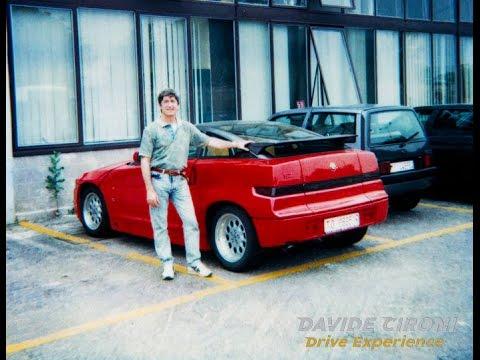 Giorgio Langella: Storico collaudatore Alfa Romeo - Davide Cironi Drive Experience