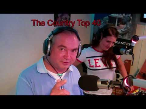 The Country Top 40 op LocoFM met Lana Wolf en Willem van den Beld.