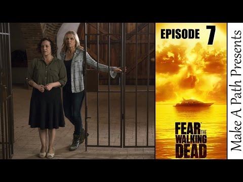 """Fear The Walking Dead Mid Season Finale Review - Episode 7 """"Shiva"""""""