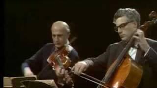 Beethoven: String Quart Op.18-6 4/4 Amadeus (12.1969)