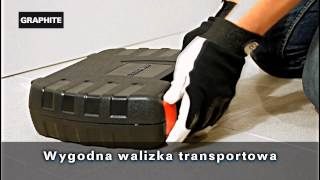 Urządzenie wielofunkcyjne GRAPHITE 59G020