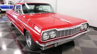 2787 DFW 1964 Chevy Impala SS 409