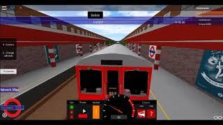 Roblox london underground simulator #2 - Epic Journey