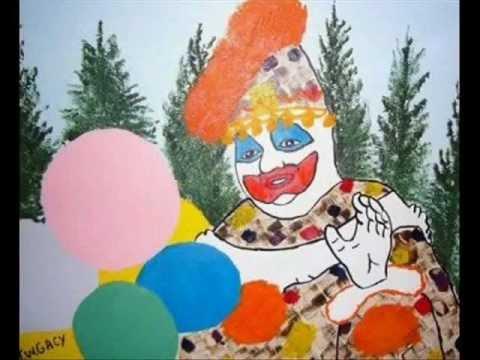 John Wayne Gacy-  paintings