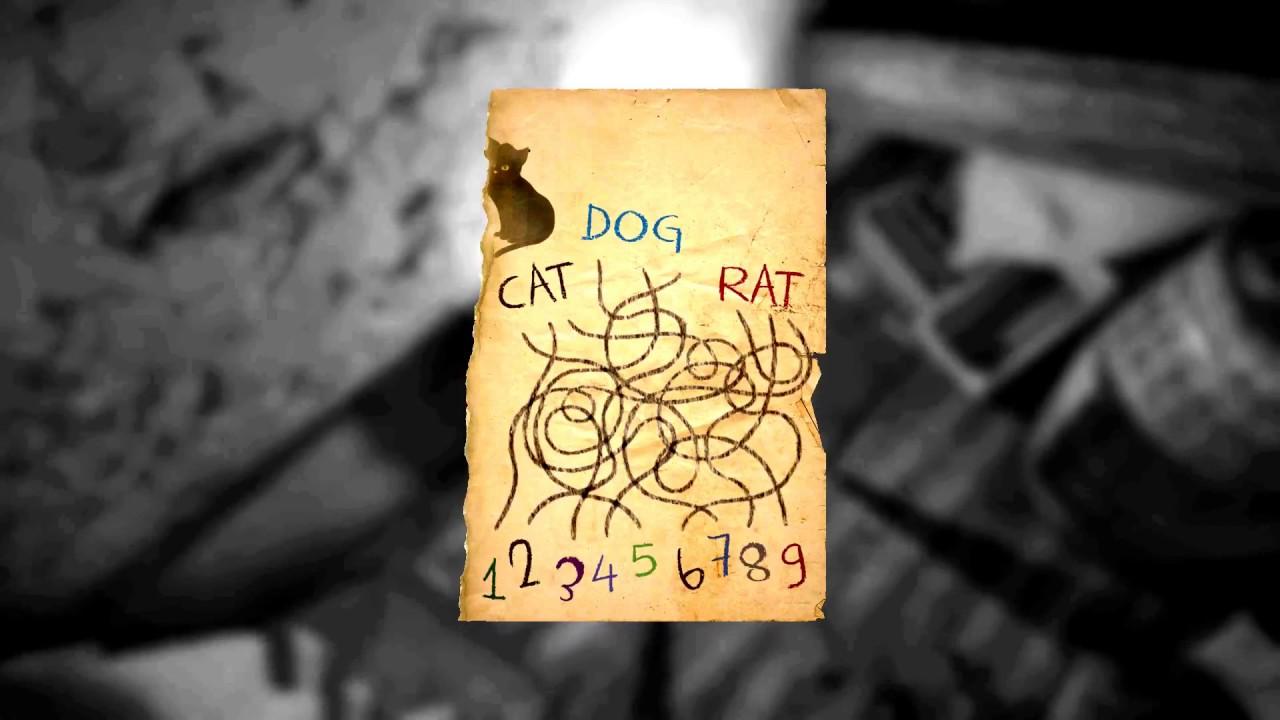Cat Dog Rat Lock Layers Of Fear