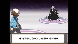 Undertale - Gaster's Theme (Pokemon R/S/E Soundfont)