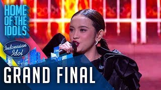 LYODRA - I'D DO ANYTHING FOR LOVE Meat Loaf - GRAND FINAL - Indonesian Idol 2020