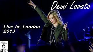 Demi Lovato - Live In London 2013