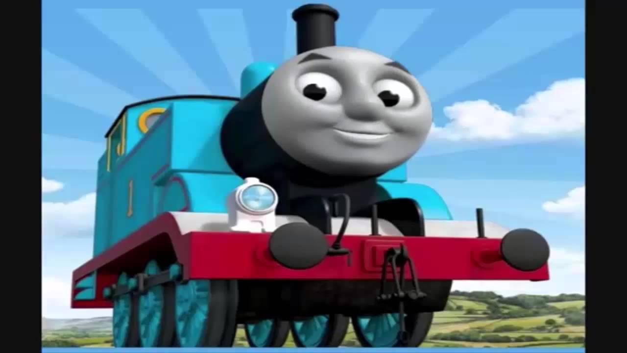 Thomas The Tank Engine (Earrape)