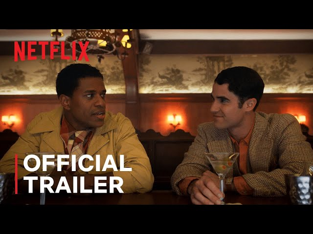 HOLLYWOOD | Official Trailer | Netflix