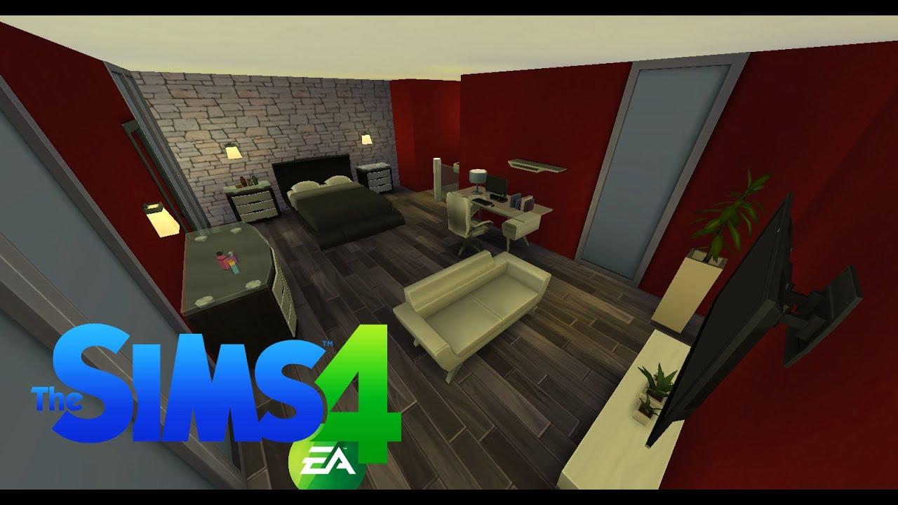 Chambre De Jeune Adulte les sims 4 - construction d'une chambre d'adulte