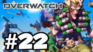 Overwatch - Osa 22 Junkrat!