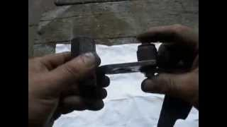 Реставрация части кулисы Mercedes Vito ч.  1(, 2013-11-03T18:55:46.000Z)