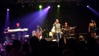 Collie Buddz Ft New Kingston - Nice Up Yourself / Holiday - Live at The Sand Amsterdam