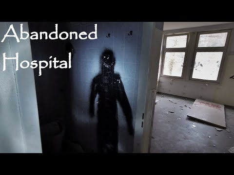 Exploring an ABANDONED HOSPITAL in Germany | Built by Prisoners of War!