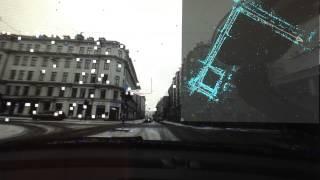 Visual SLAM Car Navigation