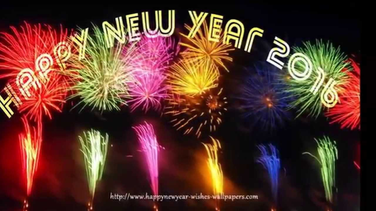 happy new year greeting cards wishes wallpapers images youtube