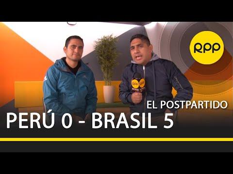 BRASIL 5 - PERÚ 0 | ¿Qué resultados necesita Perú para avanzar de fase en la Copa América?
