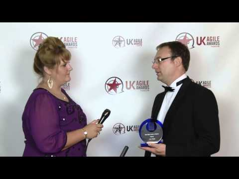 Agile Awards 2012 - Interview with John Wright