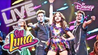 SOY LUNA - LIVE On Tour! 💃🎉   Disney Channel