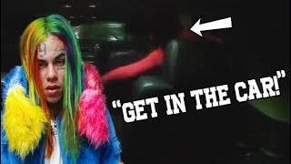6IX9INE Full Kidnapping Video Released!