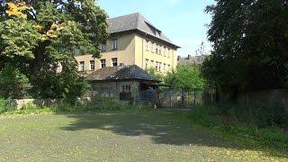 Soest Verlassene Orte (Lost Places Urbex) belgische Kaserne 04.09.2014