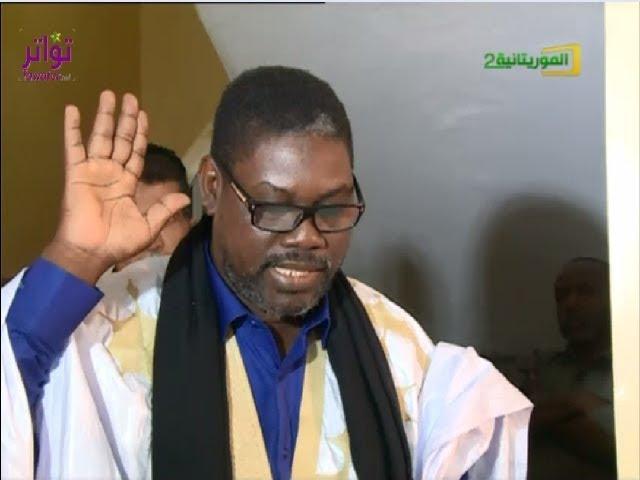 أعضاء لجنة تسيير اللجنة المستقلة للانتخابات يؤدون اليمين - تقرير قناة الموريتانية