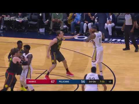 New Orleans Pelicans vs Atlanta Hawks  Full Game Highlights  13 Nov. 2017-18 NBA Season