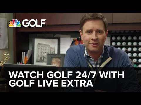 Watch Live Golf with
