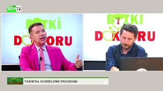BİTKİ DOKTORU | TARIM'DA GÜBRELEME PROGRAMI
