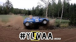 NESTE RALLY FINLAND 2019 | 7 CRASHES | SPECTATOR HEAD CAM [YL!VAA Media]