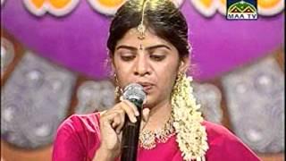 Manasa Acharya- Ye divilo virisina.